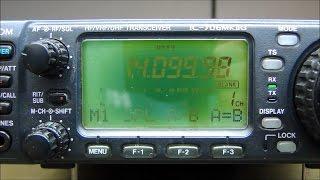 alpha telecom reparo icom ic 706mkiig com o display manchado