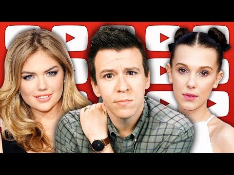 WOW! The Millie Bobby Brown Fake Claims Situation, The Trump Lawsuit Explained, Kate Upton, & More