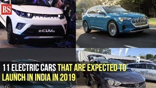 Check out 11 Electric Cars that are Expected To launch in India in 2019