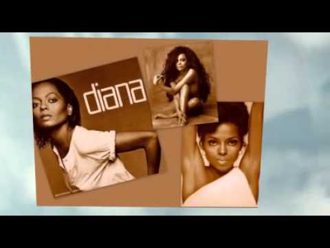 DIANA ROSS let me be the one