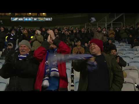 Holmberg sätter sitt andra för kvällen - 4-0 för IFK Norrköping - TV4 Sport