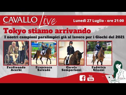 Cavallo Magazine Live