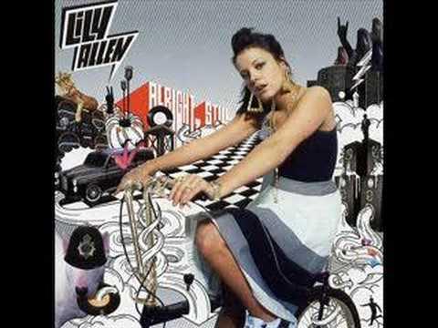 Lily Allen - Not Big [Lyrics]