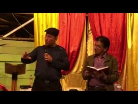 Padre Luis Toro, preguntas y respuestas en  Bermeja
