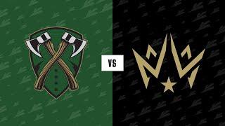 Full Match | Chicago Huntsmen vs Dallas Empire | Launch Weekend Day 1