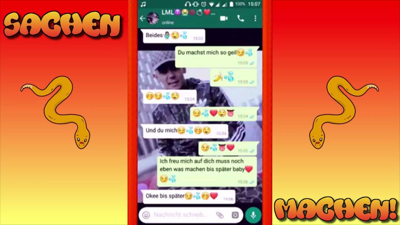 Versauter Liebes WhatsApp Chat 💖💦🥰😱 |Part 4 - YouTube