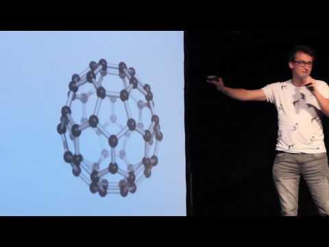 'Weltall: Der MOCCA Detektor' - Dennis Schulz beim #55 Science Slam Berlin