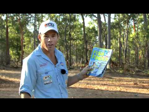 How To Find Your Next Catch: North Australian Fish Finder Book ► All 4 Adventure TV