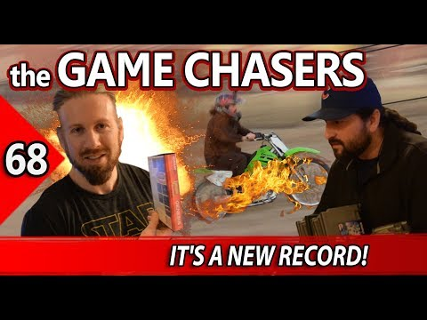 The Game Chasers Ep 68  It's A New Record!