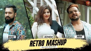 Retro Songs Mashup (Old is Gold) | Old Bollywood Hindi Songs Medley | Anurag Abhishek & Deepshikha