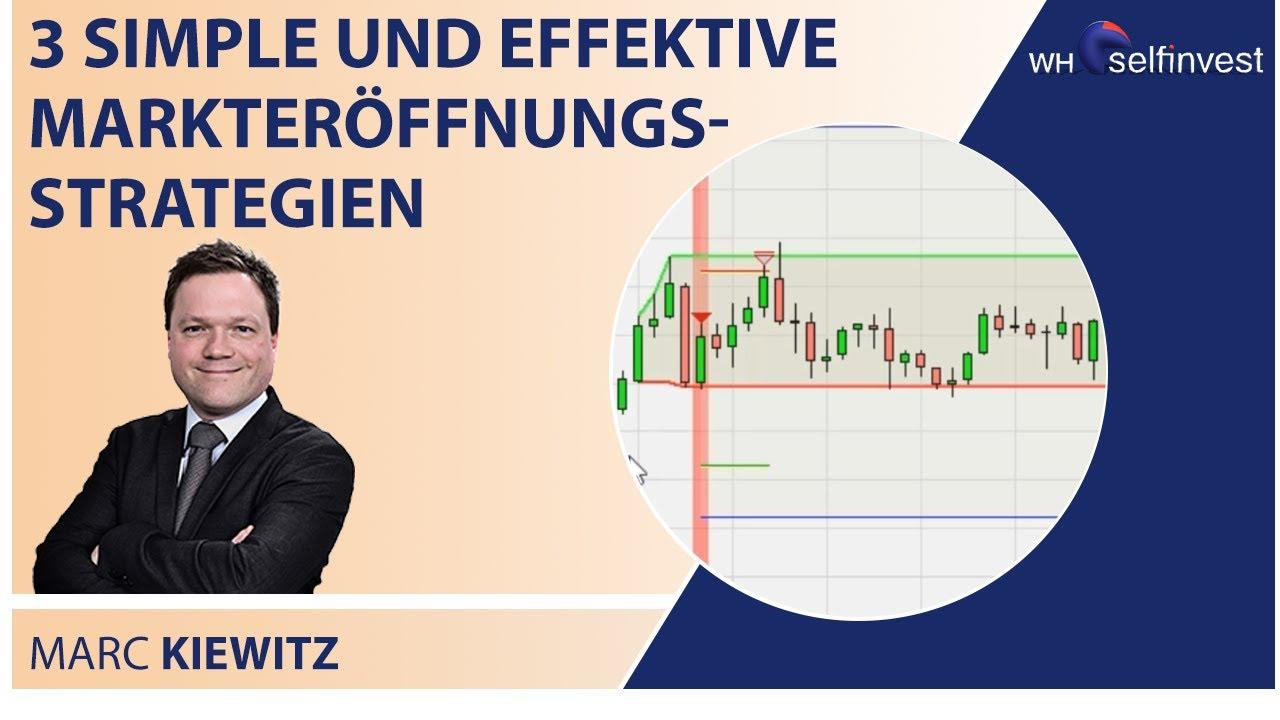 3 simple und effektive Markteröffnungsstrategien