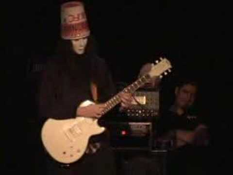 Buckethead - Want Some Slaw?  (with Solo) this is LIVE !!!!!