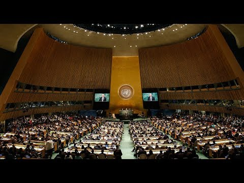 The 73rd United Nations General Assembly (Day 3)