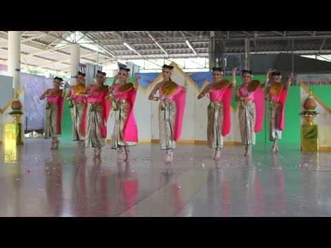 การแสดงนาฏศิลป์ไทยสร้างสรรค์ ชุด ระบำยุพาพักตร์ตำหนักใน