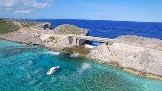Eleuthera Bahamas Featuring The Cove Glass Window Bridge Youtube