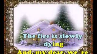 Karaoke Let its snow.(Instrumental and lyrics)