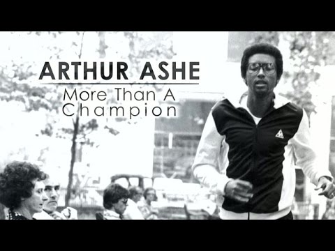 BBC - Arthur Ashe: More Than a Champion (2015)