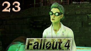 Fallout 4 (PS4) Прохождение #23: Подземный комплекс Альянса