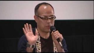 田中要次氏が地元長野の劇場にて行われた、映画「インビクタス」試写会...