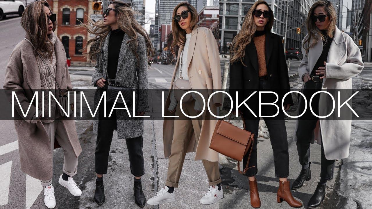 [VIDEO] - MINIMAL LOOKBOOK 8