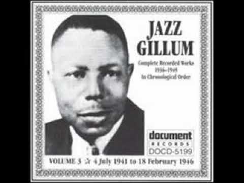 War Time Blues , Jazz Gillum