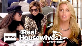 Camille Reflects On Her Home Burning Down & Kyle Opens Up About Anorexia | RHOBH After Show (S9 E18)