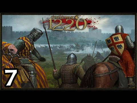 The Kings Invasion Of Europe - Total War: 1220 Mod Gameplay #7