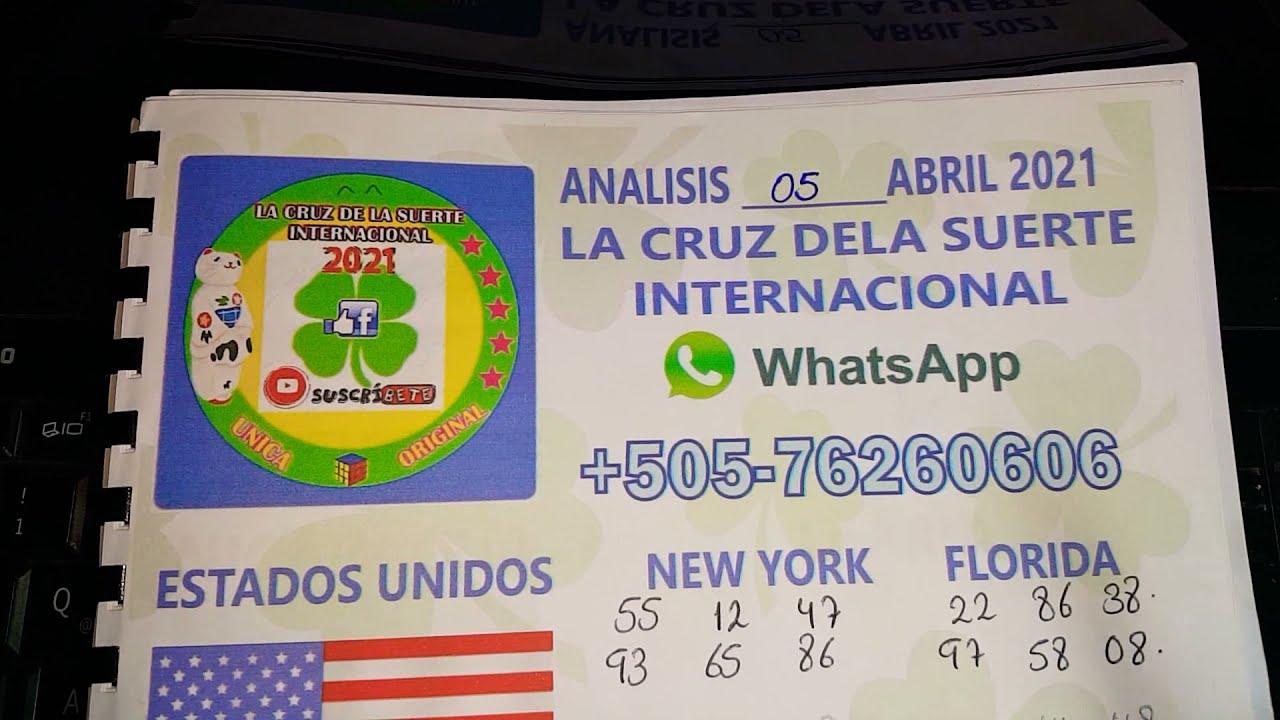 Libro De La Suerte 05/05/2021 | La Cruz De La Suerte
