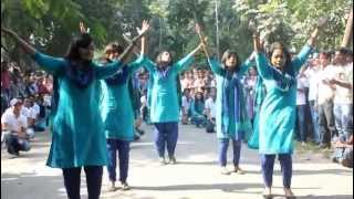 AIS_DU ~ GRAD CARNIVAL Flash Mob (27.11.12)