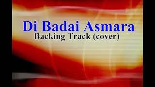 Di Badai Asmara Backing Track (cover)