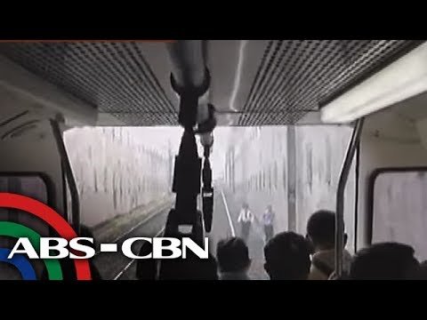 Persons of interest sa pagkalas ng bagon sa MRT, tukoy na