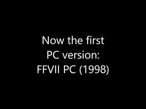 Final Fantasy VII - Music Comparison (PS vs PC 1998 vs PC 2012)