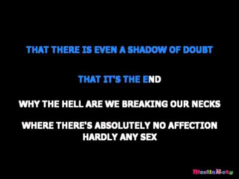 The Darkness - Girlfriend (karafun)