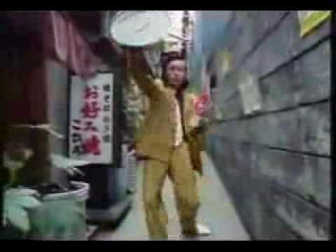 Японская реклама дихлофоса.