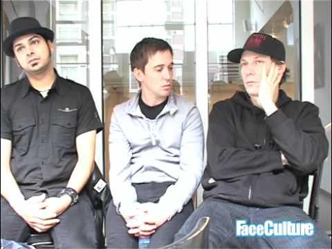 Interview Billy Talent (part 1)