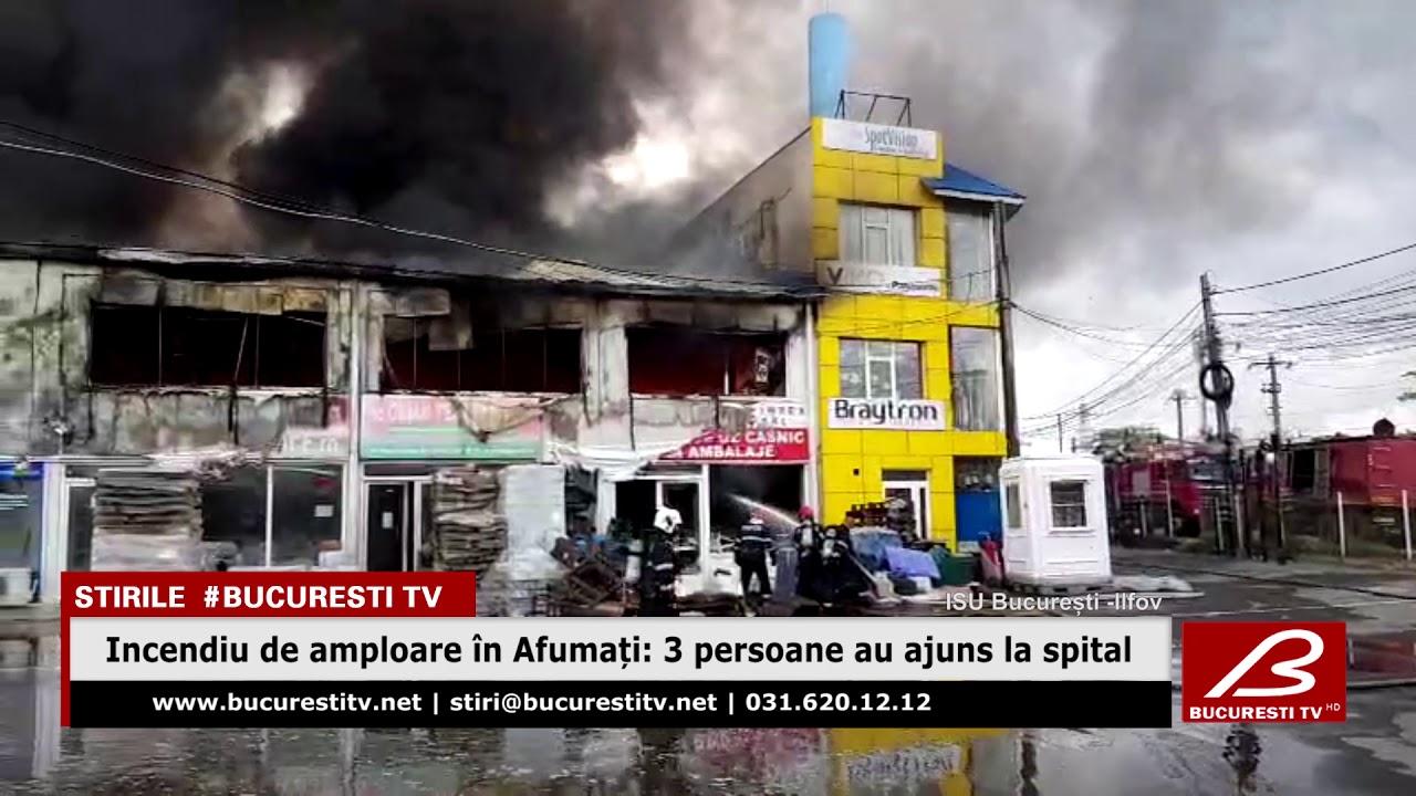 INCENDIU BUCUREŞTI. O clădire părăsită arde în apropierea ...  |Incendiu Bucuresti