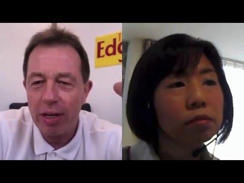 Hiroko Miyata   Interview with Ian Simpson