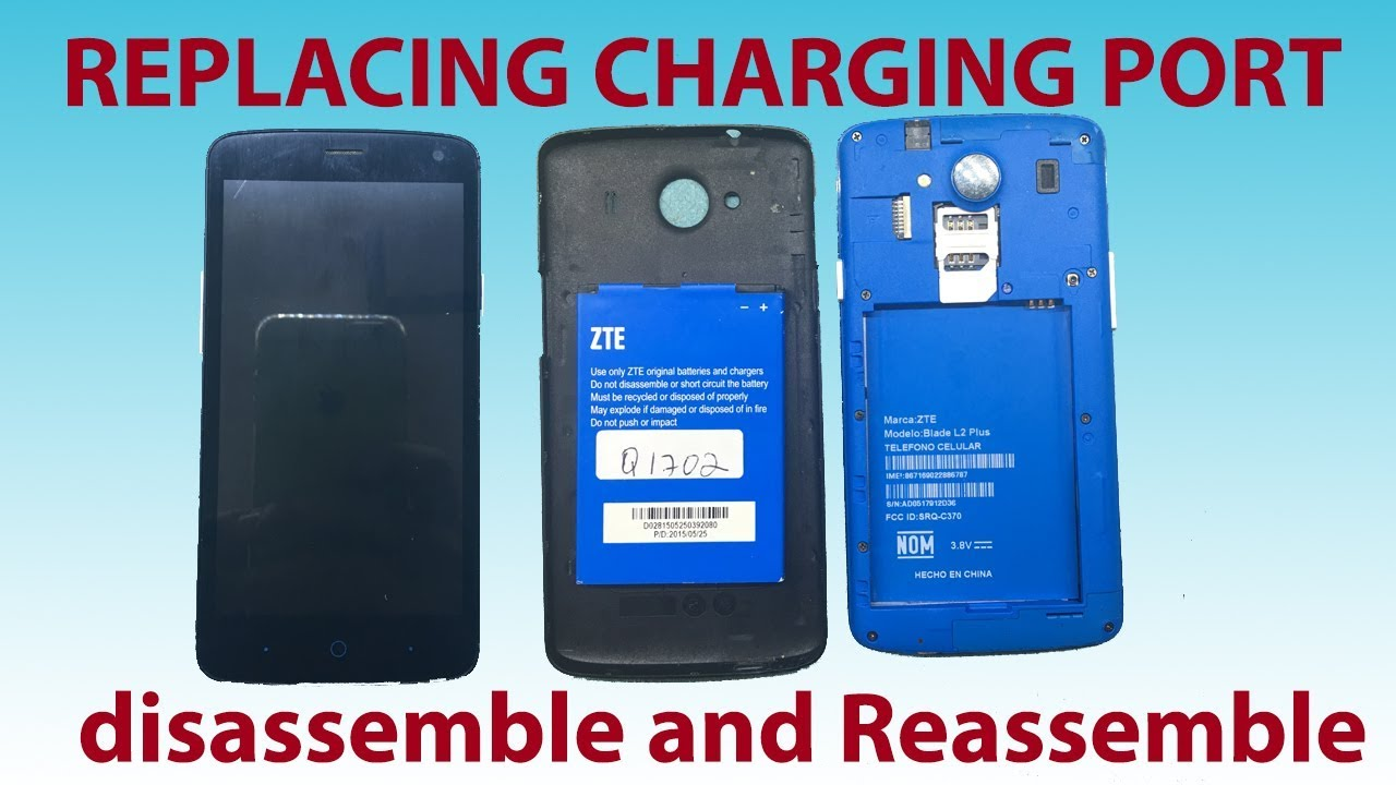 maxresdefault how to repair charging port zte blade, phone not charging fix Wiring Diagram for Cell Phone Charger at bayanpartner.co