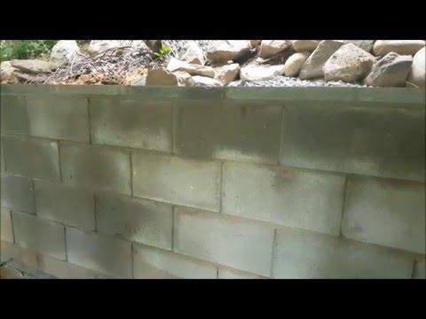 Block Retaining Wall Contractor Alexandria, VA