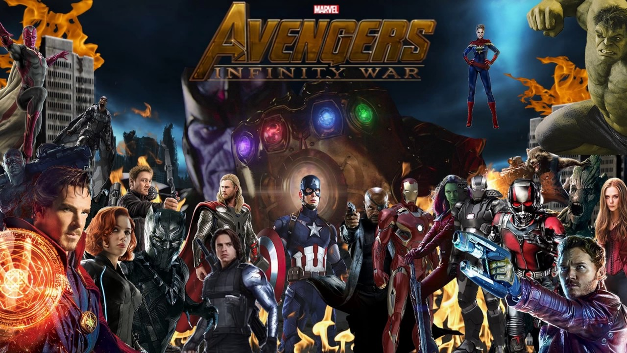 soundtrack avengers infinity war theme song 2018 musique film avengers 3 infinity war