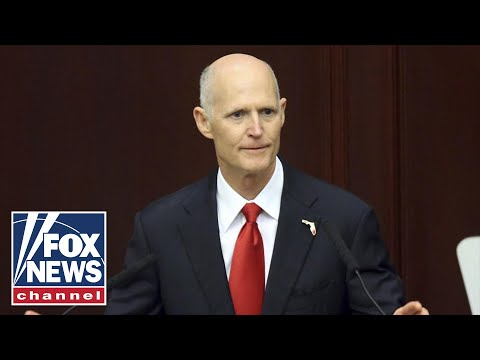 Rick Scott flying to DC for Senate elections, orientation