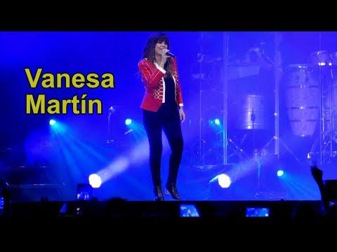 Vanesa Martín, Tengo hábito de ti, Barcelona 20-1-2018