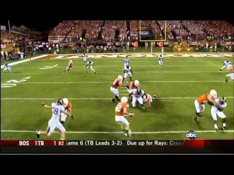 Texas v Missouri 2008 1st Half