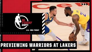 2021 NBA opening night: Previewing Warriors vs. Lakers | NBA Today