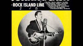 Johnny Cash-Rock Island Line