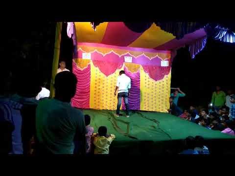 Chandil durga puja progrem dance
