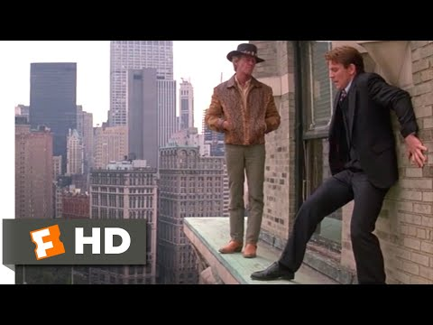 Crocodile Dundee II (1988) - The Jumper Scene (1/10) | Movieclips