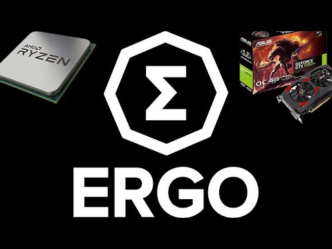 Ergo Coin Dual Mining (CPU-GPU) Kazımı