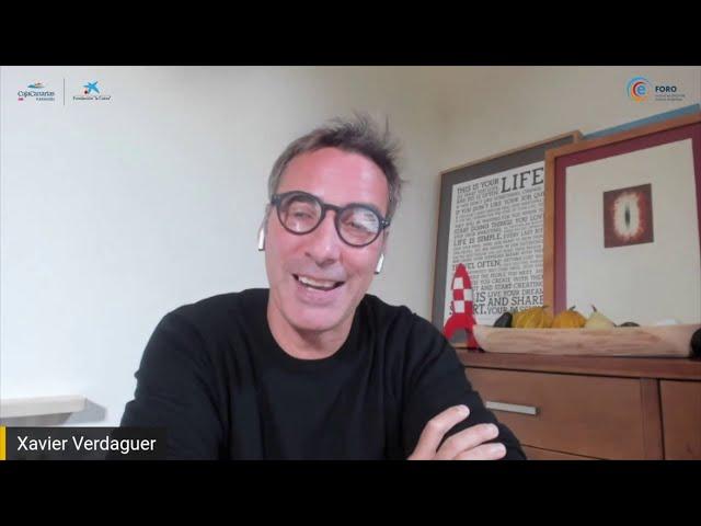 Actitud emprendedora con Xavier Verdaguer