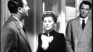 Hitchcock's Suspicion (1941) with Bernard Herrmann's cue